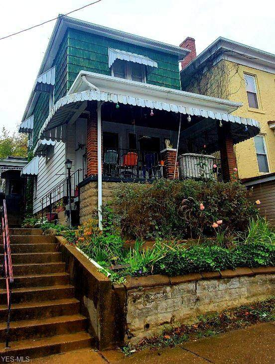 507 N Zane Highway, Martins Ferry, OH 43935 (MLS #4233881) :: The Art of Real Estate