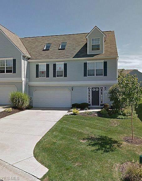 502 Parkside Lane #54, Tallmadge, OH 44278 (MLS #4233958) :: Tammy Grogan and Associates at Cutler Real Estate
