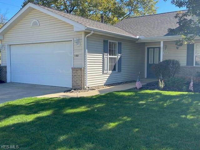 100 S Glen, Elyria, OH 44035 (MLS #4234192) :: RE/MAX Edge Realty