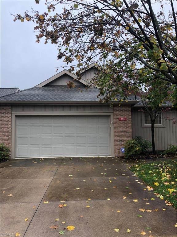 534 Cynthia Lane #50, Tallmadge, OH 44278 (MLS #4234286) :: Tammy Grogan and Associates at Cutler Real Estate