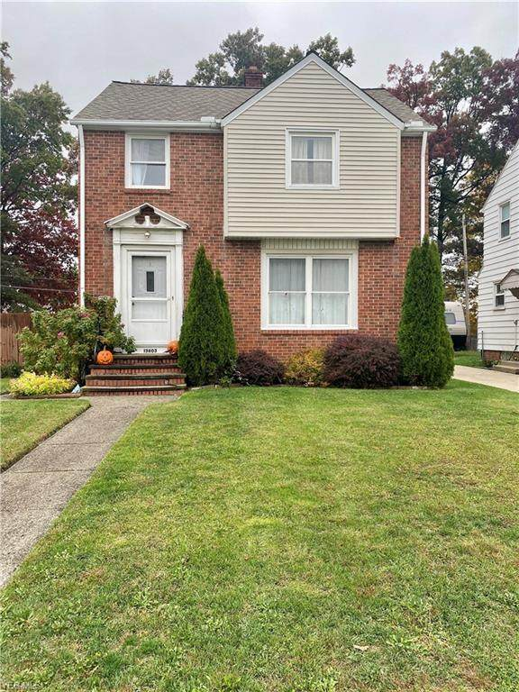 13603 Thraves Avenue, Garfield Heights, OH 44125 (MLS #4234401) :: Select Properties Realty