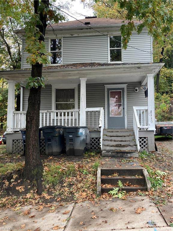 2110 6th Street SW, Akron, OH 44314 (MLS #4234456) :: The Jess Nader Team | RE/MAX Pathway