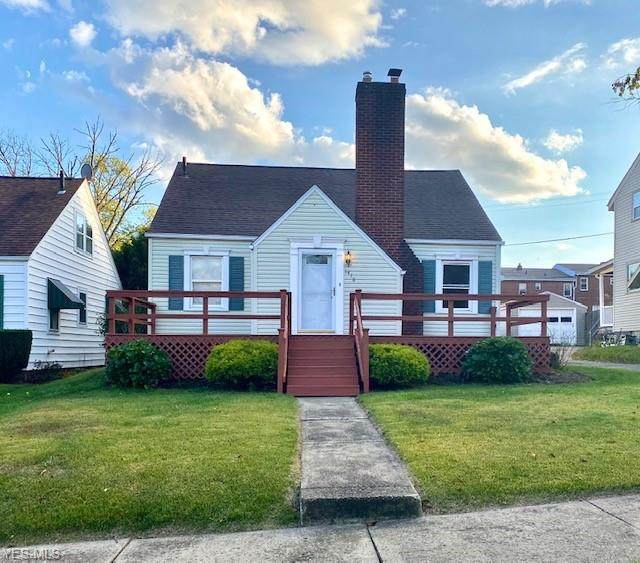 1418 22nd Street NE, Canton, OH 44714 (MLS #4234831) :: Tammy Grogan and Associates at Cutler Real Estate