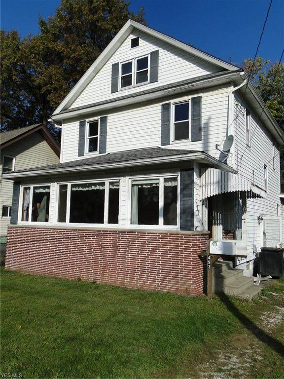 493 Allenford Street, Akron, OH 44314 (MLS #4235155) :: RE/MAX Trends Realty