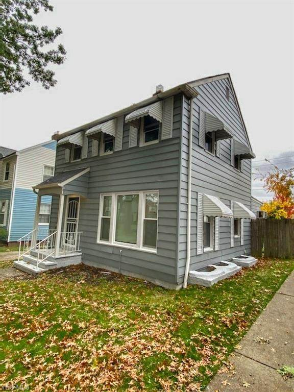 16317 Invermere Avenue, Cleveland, OH 44128 (MLS #4235156) :: RE/MAX Edge Realty