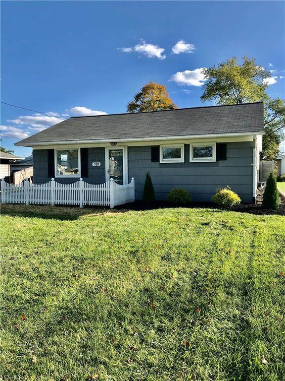 158 Larkmont Drive, Elyria, OH 44035 (MLS #4235348) :: The Holly Ritchie Team