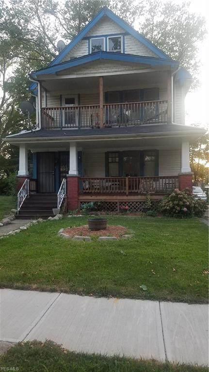 1124 E 141st Street, Cleveland, OH 44110 (MLS #4235358) :: Keller Williams Chervenic Realty
