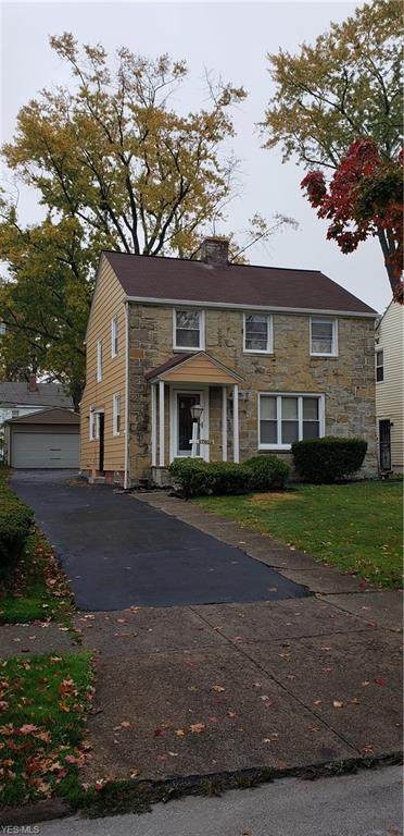 17015 Throckley Avenue, Cleveland, OH 44128 (MLS #4235493) :: Select Properties Realty