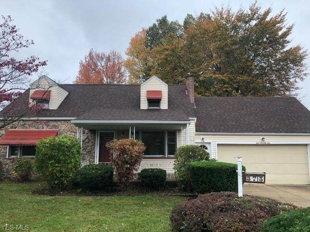 575 Breetz Drive, Campbell, OH 44405 (MLS #4235497) :: Select Properties Realty