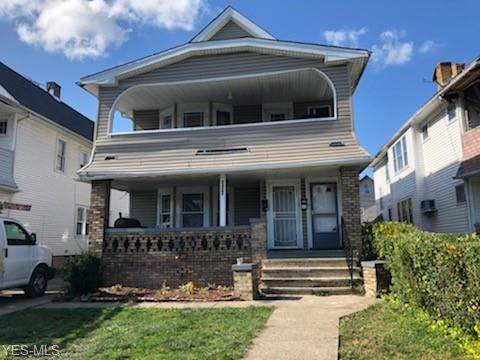 3276 E 135th Street, Cleveland, OH 44120 (MLS #4235504) :: Select Properties Realty