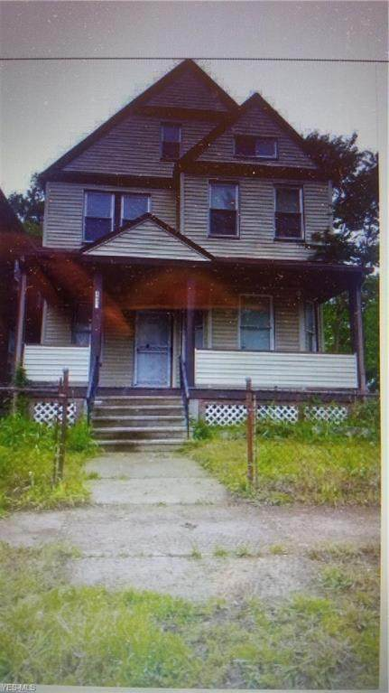 1622 E 84th Street, Cleveland, OH 44103 (MLS #4235509) :: Select Properties Realty