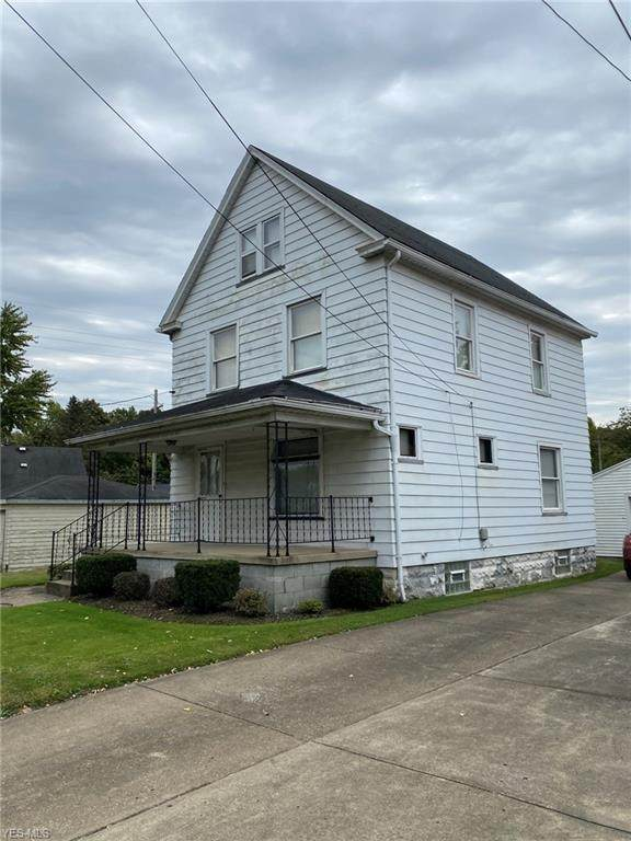 1437 E Florida Avenue, Youngstown, OH 44502 (MLS #4235586) :: The Holly Ritchie Team