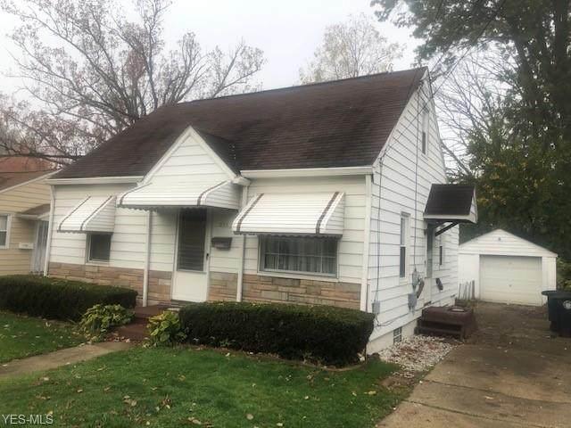 224 Gleason Avenue, Akron, OH 44312 (MLS #4235666) :: Keller Williams Chervenic Realty