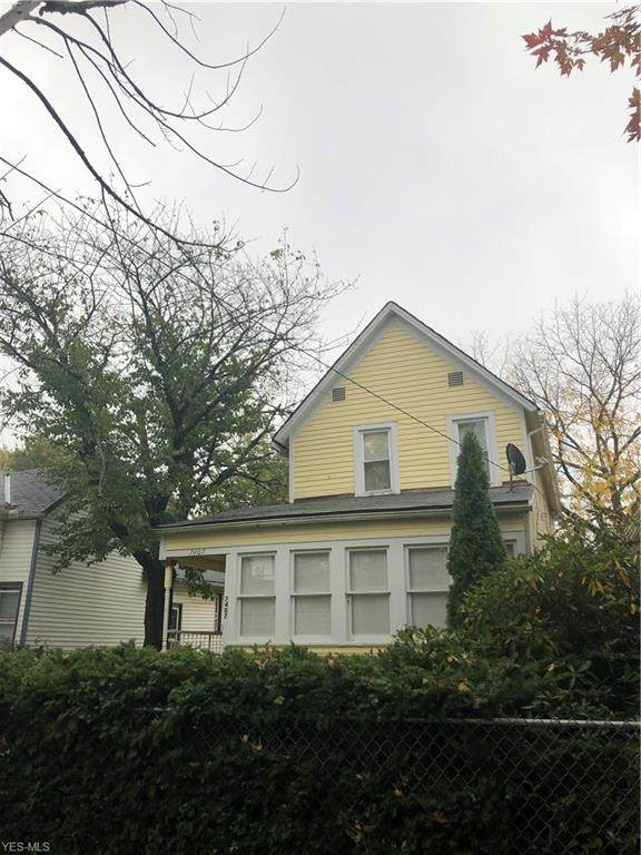 7407 Elton Avenue, Cleveland, OH 44102 (MLS #4235804) :: Select Properties Realty