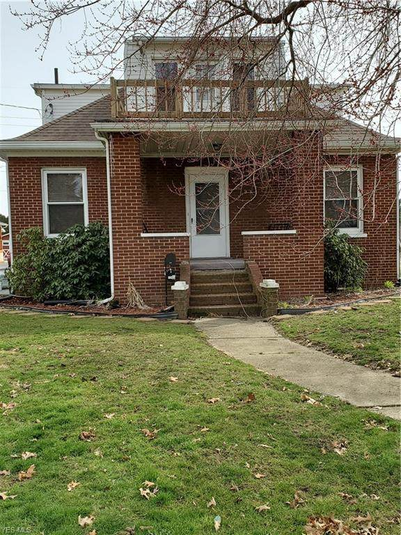 124 Woodlawn Avenue NW, Canton, OH 44708 (MLS #4236018) :: Krch Realty
