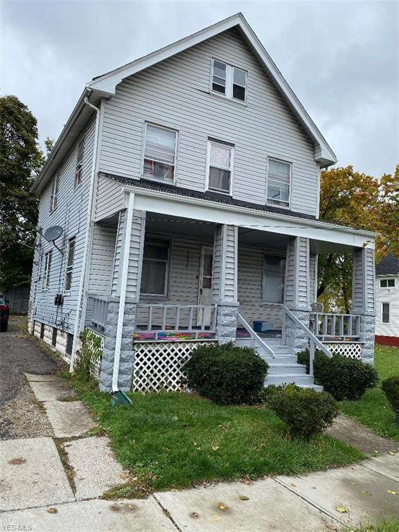 3466 W 63rd Street, Cleveland, OH 44102 (MLS #4236153) :: The Holly Ritchie Team
