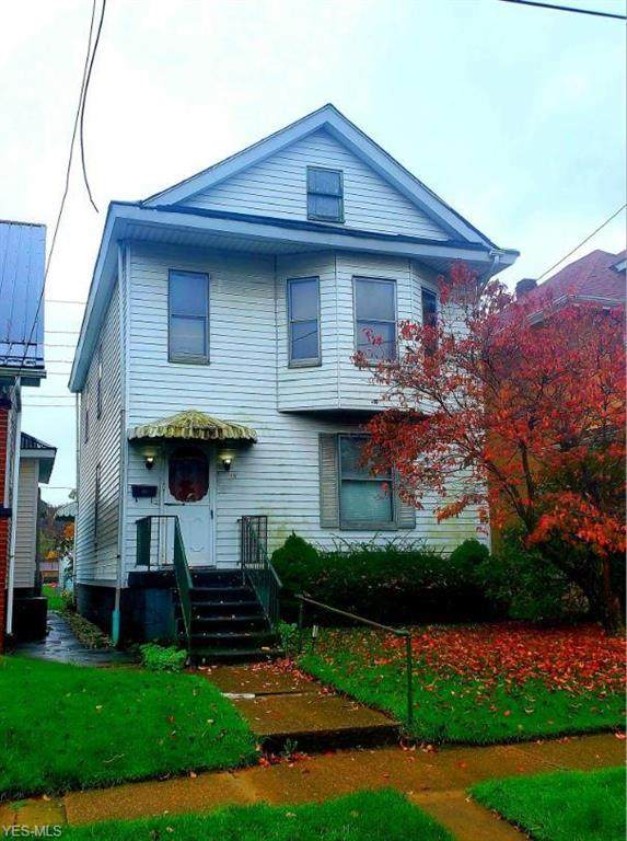 128 N 16th Street, Wheeling, WV 26003 (MLS #4236378) :: Keller Williams Chervenic Realty