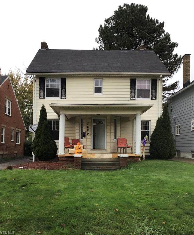 3289 Berkshire Road, Cleveland Heights, OH 44118 (MLS #4236561) :: Select Properties Realty
