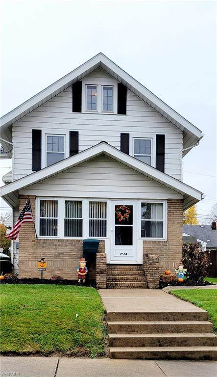 2504 Whitelaw Street, Cuyahoga Falls, OH 44221 (MLS #4236741) :: The Jess Nader Team | RE/MAX Pathway