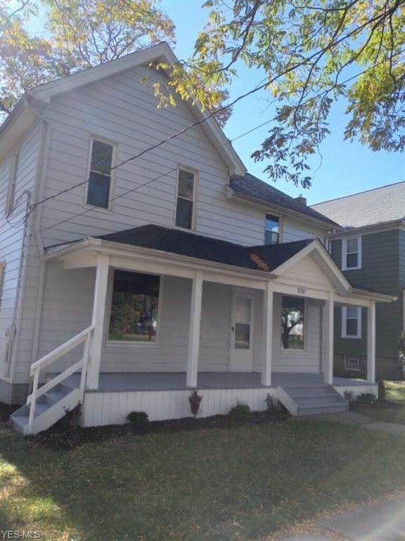 338 E Riddle Avenue, Ravenna, OH 44266 (MLS #4236750) :: RE/MAX Trends Realty