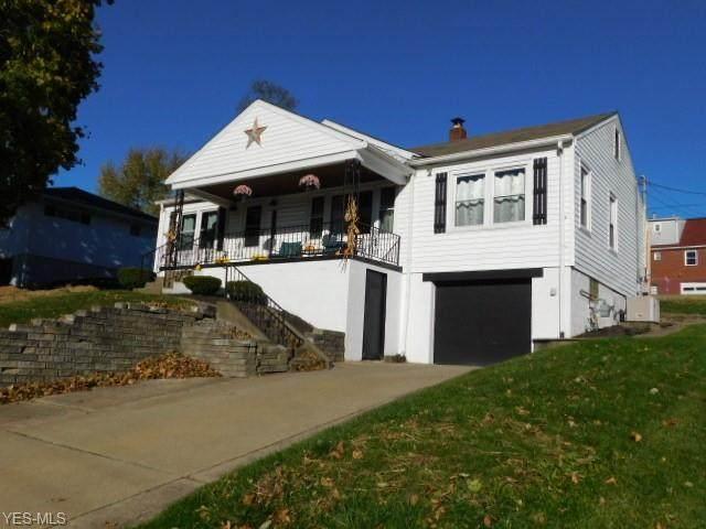 132 Brockton Road, Steubenville, OH 43953 (MLS #4237917) :: RE/MAX Edge Realty