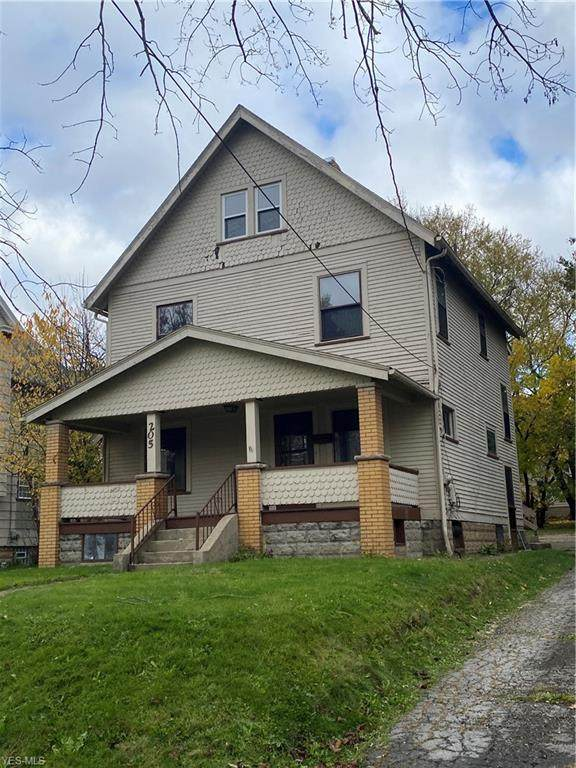 205 Lincoln Avenue, Niles, OH 44446 (MLS #4238041) :: RE/MAX Trends Realty