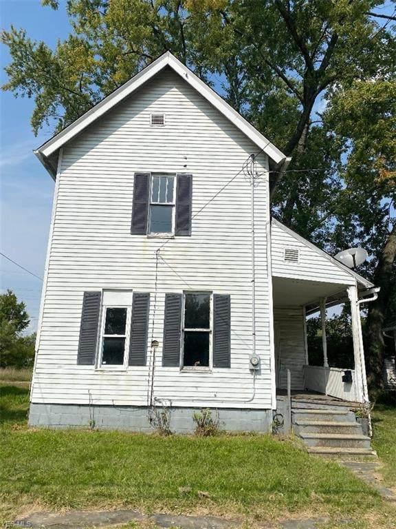 350 Atlantic Street NW, Warren, OH 44483 (MLS #4238053) :: The Holden Agency