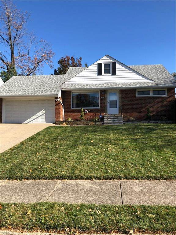 1783 E 228th St, Euclid, OH 44117 (MLS #4238436) :: RE/MAX Trends Realty