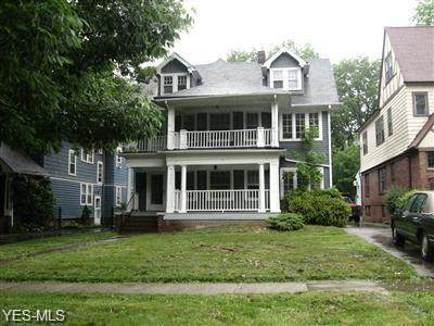 3379 Euclid Heights Boulevard, Cleveland Heights, OH 44118 (MLS #4238732) :: RE/MAX Edge Realty