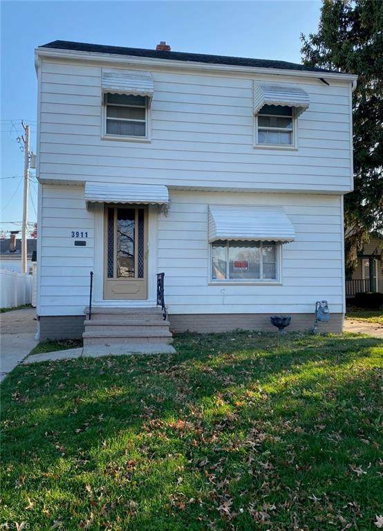 3911 Wood Avenue, Parma, OH 44134 (MLS #4239390) :: RE/MAX Trends Realty