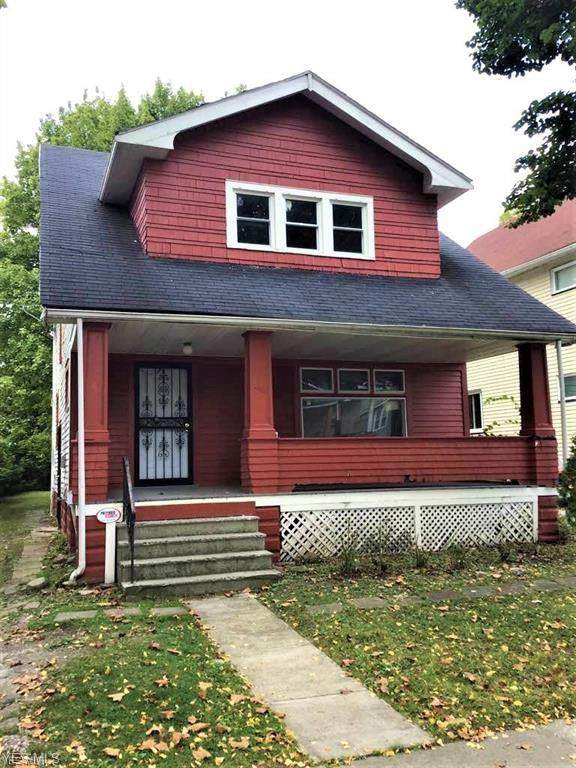 4154 E 142nd Street, Cleveland, OH 44128 (MLS #4239735) :: Krch Realty