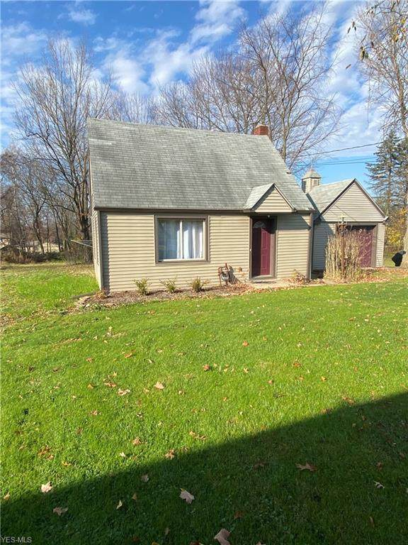 452 Niles Cortland Road SE, Warren, OH 44484 (MLS #4239936) :: The Holden Agency