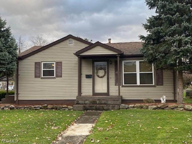 1107 Belvedere Avenue SE, Warren, OH 44484 (MLS #4240222) :: RE/MAX Edge Realty