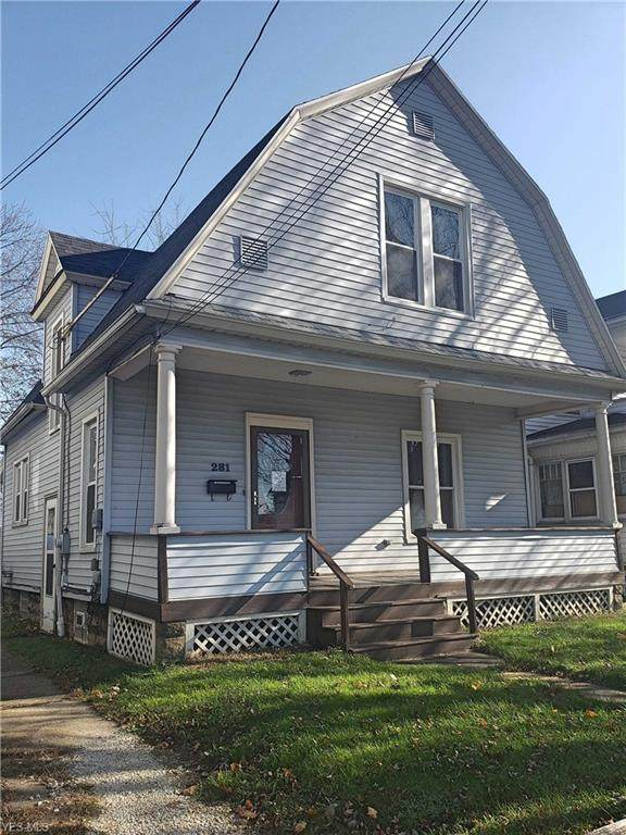 281 6th Street NW, Barberton, OH 44203 (MLS #4240668) :: RE/MAX Trends Realty