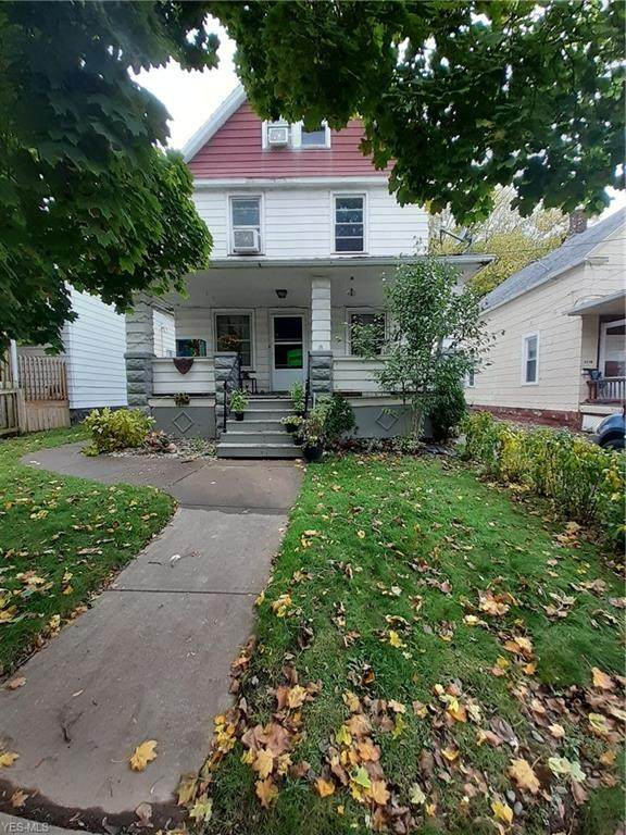3598 W 48th Street, Cleveland, OH 44102 (MLS #4240908) :: TG Real Estate