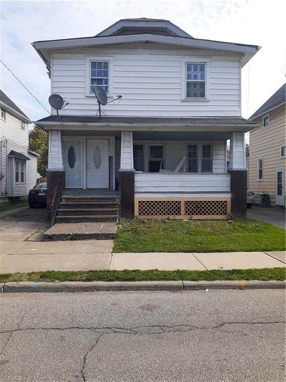 2121 W 105th Street, Cleveland, OH 44102 (MLS #4240919) :: The Holden Agency