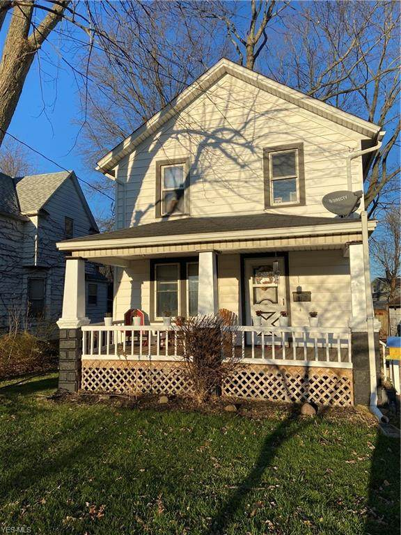 408 Cleveland Road, Ravenna, OH 44266 (MLS #4241105) :: The Crockett Team, Howard Hanna