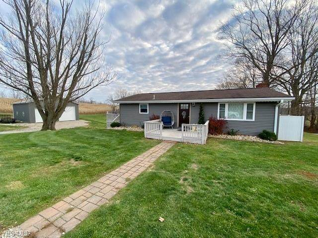 5990 Pinecrest Drive, Zanesville, OH 43701 (MLS #4241435) :: RE/MAX Edge Realty