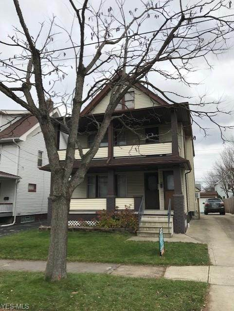 4249 W 50th Street, Cleveland, OH 44144 (MLS #4241783) :: Keller Williams Legacy Group Realty