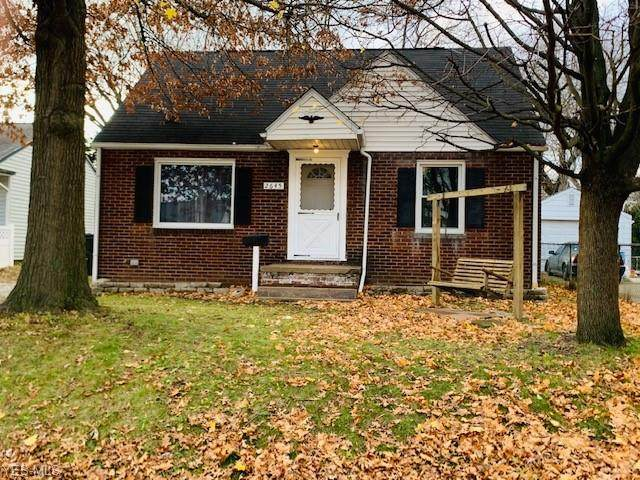 2645 Ellis Avenue NE, Canton, OH 44705 (MLS #4242104) :: RE/MAX Edge Realty