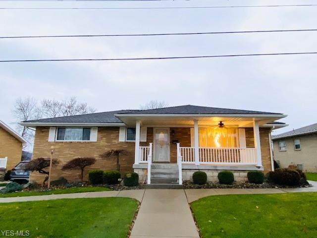 120 Benita Drive, Mingo Junction, OH 43938 (MLS #4242308) :: The Art of Real Estate