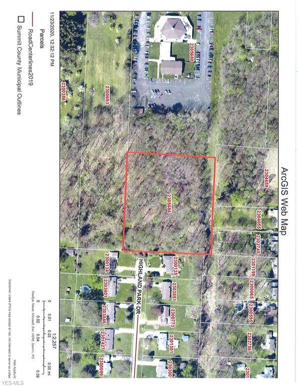 803 Highland Park Drive, New Franklin, OH 44319 (MLS #4242335) :: RE/MAX Trends Realty