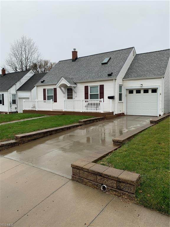1737 24th Street NW, Canton, OH 44709 (MLS #4242398) :: RE/MAX Edge Realty