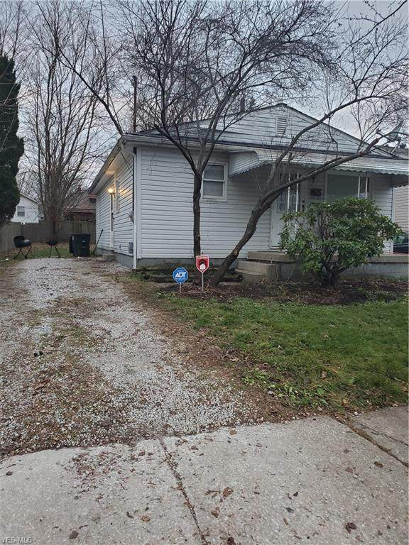 802 Ardella Avenue, Akron, OH 44306 (MLS #4242561) :: Select Properties Realty