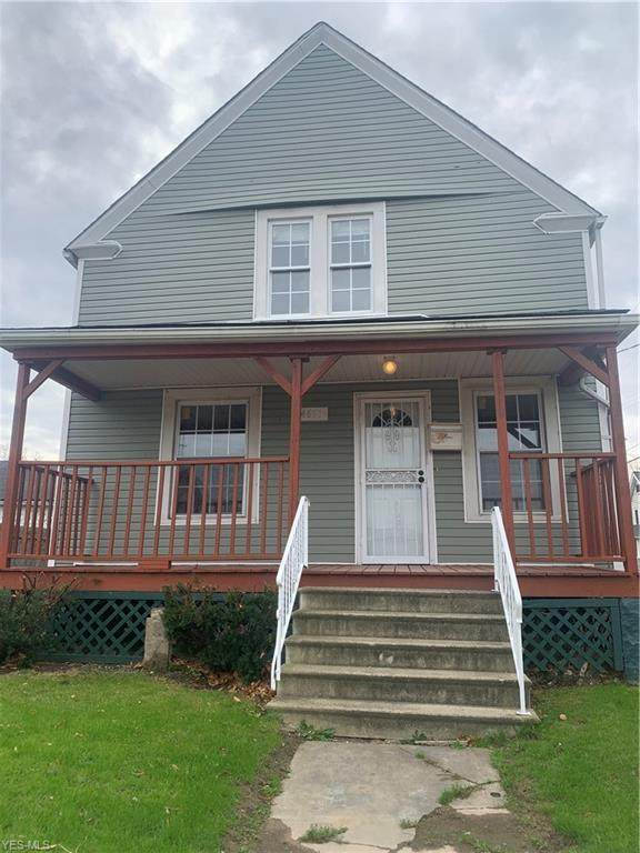 4611 Kerns Avenue, Cleveland, OH 44102 (MLS #4242579) :: RE/MAX Edge Realty