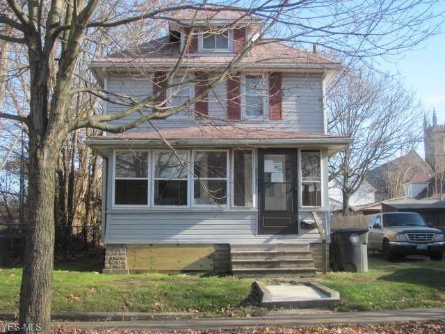 2235 SW 12th Street, Akron, OH 44314 (MLS #4242629) :: Krch Realty