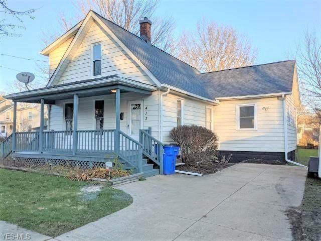 413 Pratt Street, Ravenna, OH 44266 (MLS #4242847) :: Krch Realty
