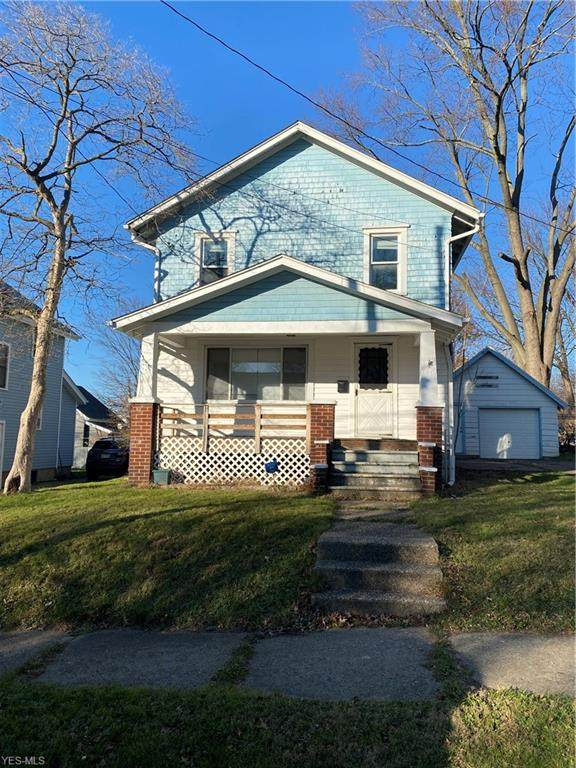 1287 Hazelwood Avenue, Akron, OH 44305 (MLS #4242971) :: RE/MAX Edge Realty