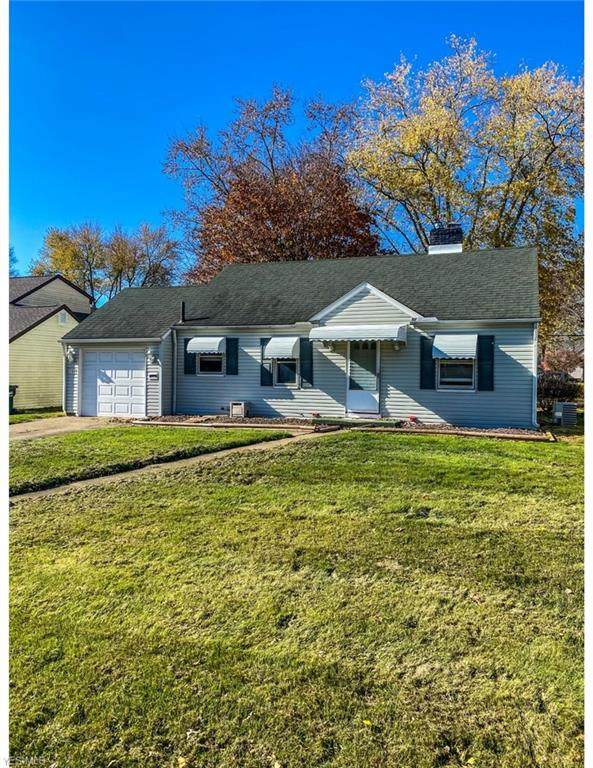 739 Fairlane Avenue SW, Canton, OH 44710 (MLS #4243244) :: Krch Realty