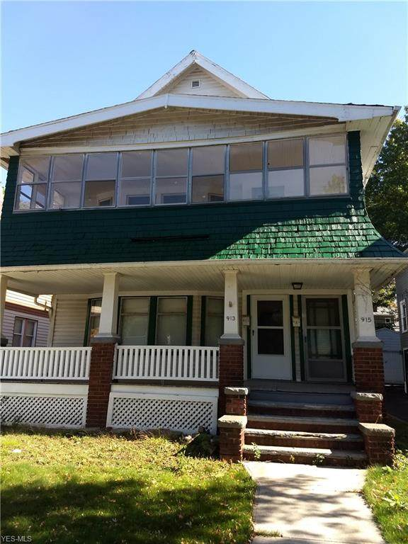 913-915 Helmsdale Road, Cleveland Heights, OH 44112 (MLS #4243381) :: Select Properties Realty